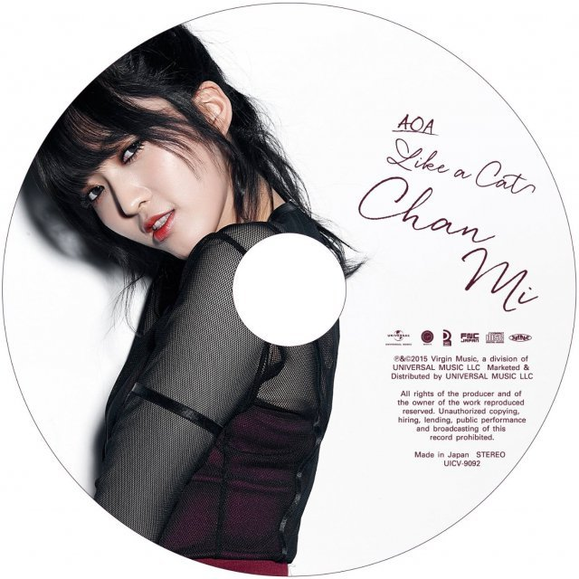 Like A Cat [Limited Edition Type C Chanmi Ver.]