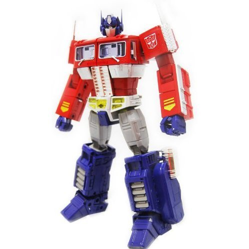 Masterpiece Transformers: MP-10 Convoy
