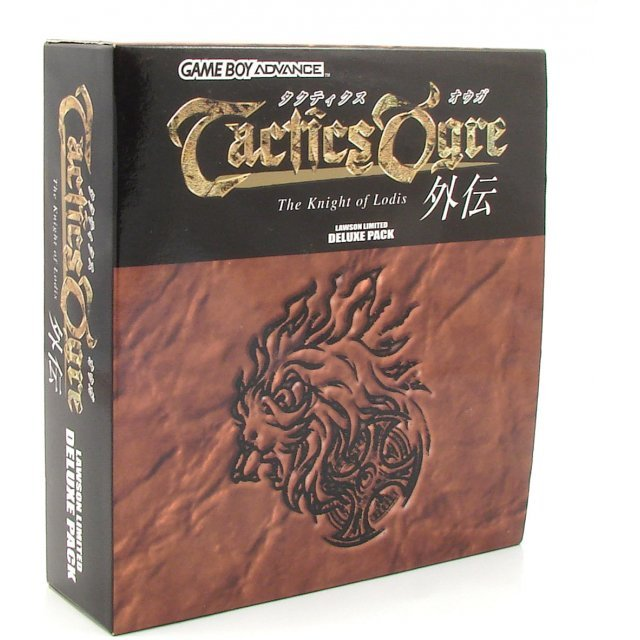 Tactics Ogre Gaiden: The Knight of Lodies [Lawson Limited Deluxe Pack]
