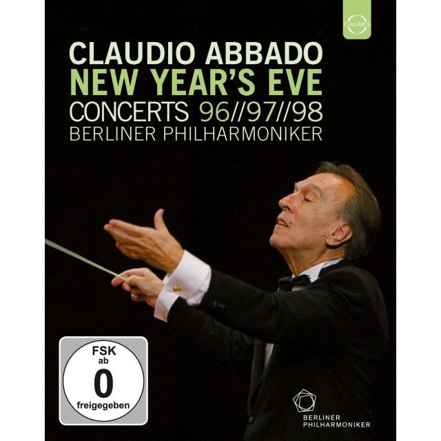 Claudio Abbado New Year's Eve Concerts Box