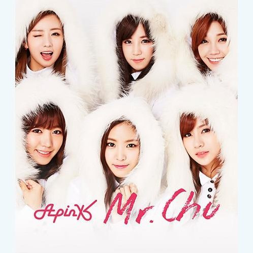 Mr. Chu (On Stage) - Japanese Ver. [Limited Edition Type C Na-eun Ver.]