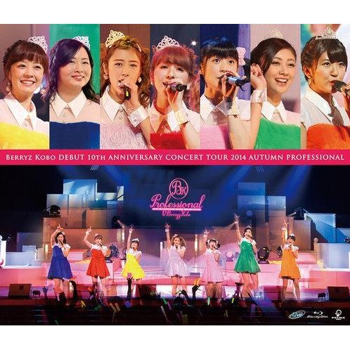 Professional 10th Anniversary Concert Tour 2014 Autumn