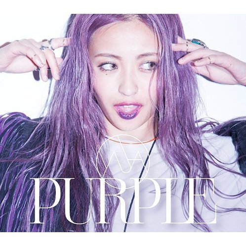 Purple [CD+DVD Type A]