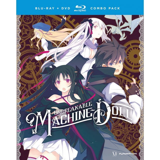 Unbreakable Machine-Doll: Complete Series