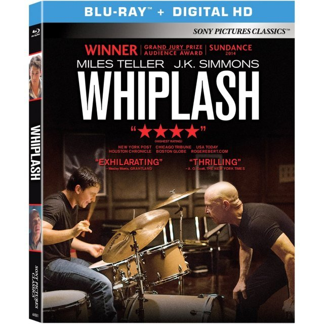 Whiplash [Blu-ray+UltraViolet]