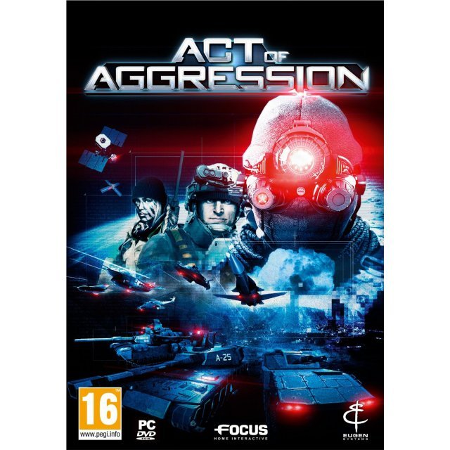 Act of Aggression (DVD-ROM)