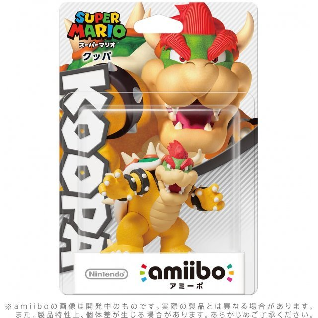 amiibo Super Mario Series Figure (Koopa)