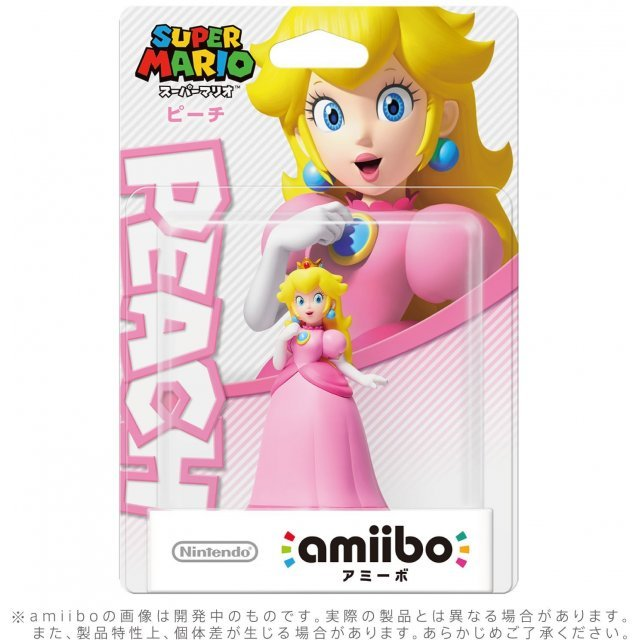 amiibo Super Mario Series Figure (Peach)
