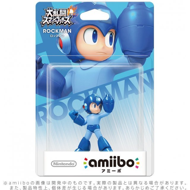 amiibo Super Smash Bros. Series Figure (Rockman)