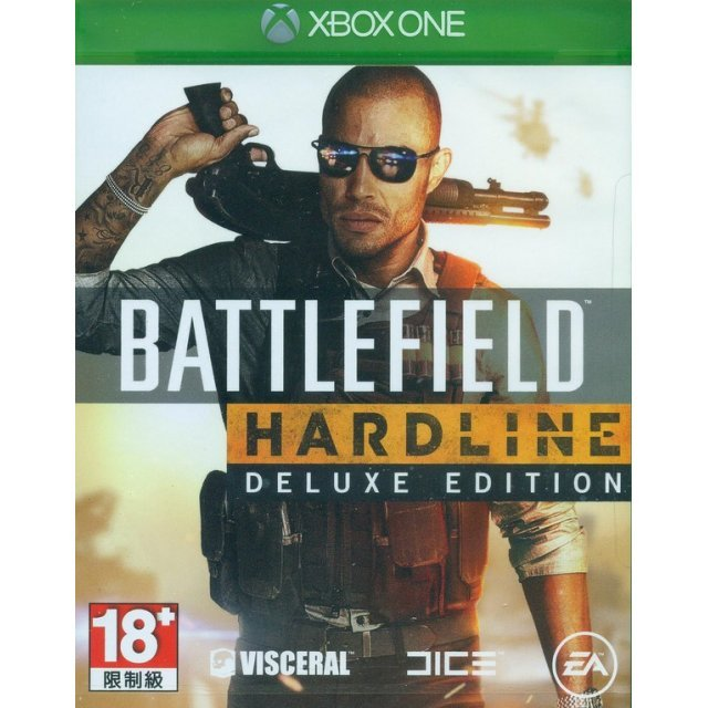 Battlefield Hardline [Deluxe Edition] (English)