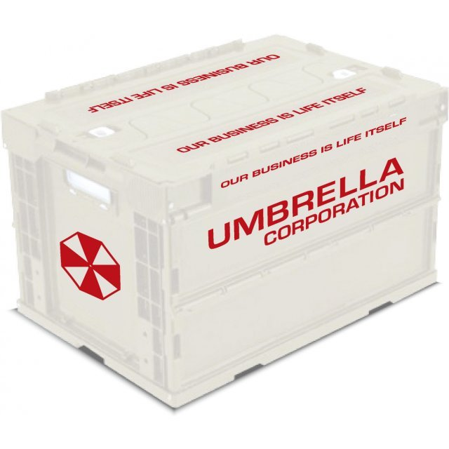 Biohazard Folding Container: Umbrella