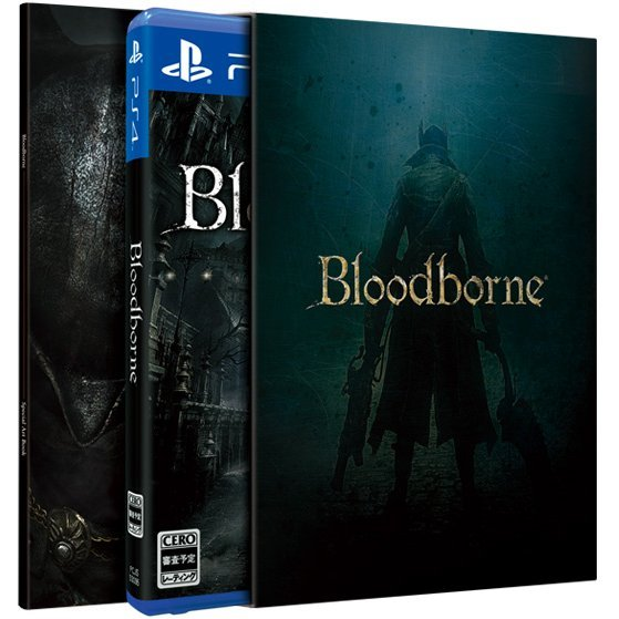 Bloodborne [First-Press Limited Edition Famitsu DX Pack] (Parka Size: L)