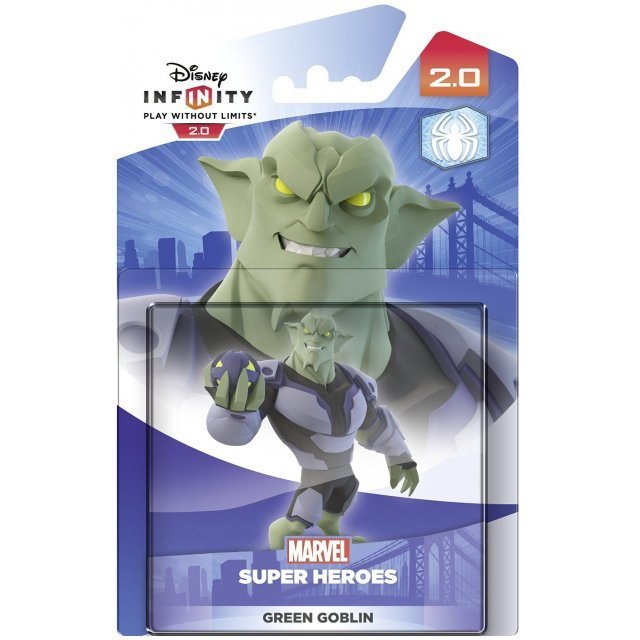 Disney Infinity 2.0 Edition Figure: Green Goblin