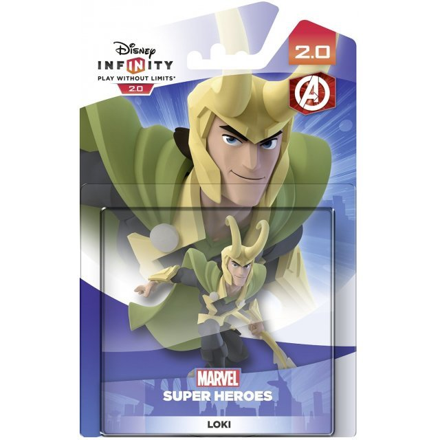 Disney Infinity 2.0 Edition Figure: Loki