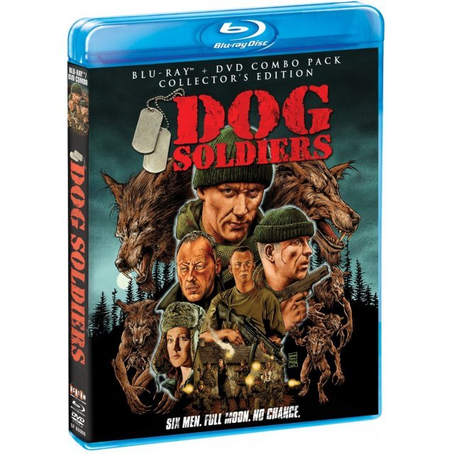 Dog Soldiers (Collectors Edition) [Blu-ray+DVD]