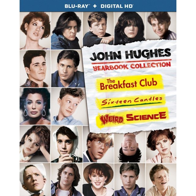 John Hughes Yearbook Collection [Blu-ray+Digital Copy+UltraViolet]
