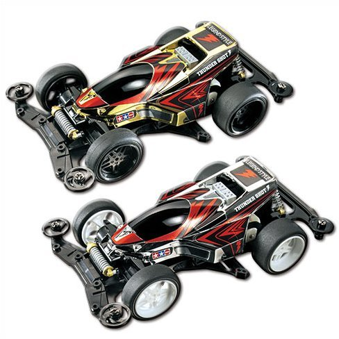 Mini4wd: Thunder Shot Legend Style (Set of 2 pieces)