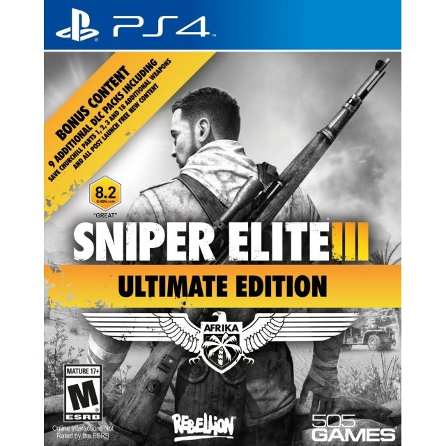 Sniper Elite III (Ultimate Edition)