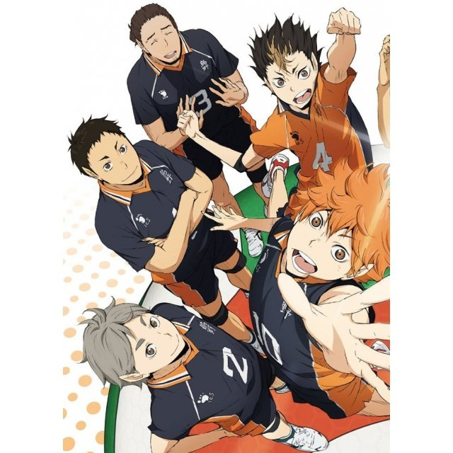 Haikyu Vol.9 [Blu-ray+CD]
