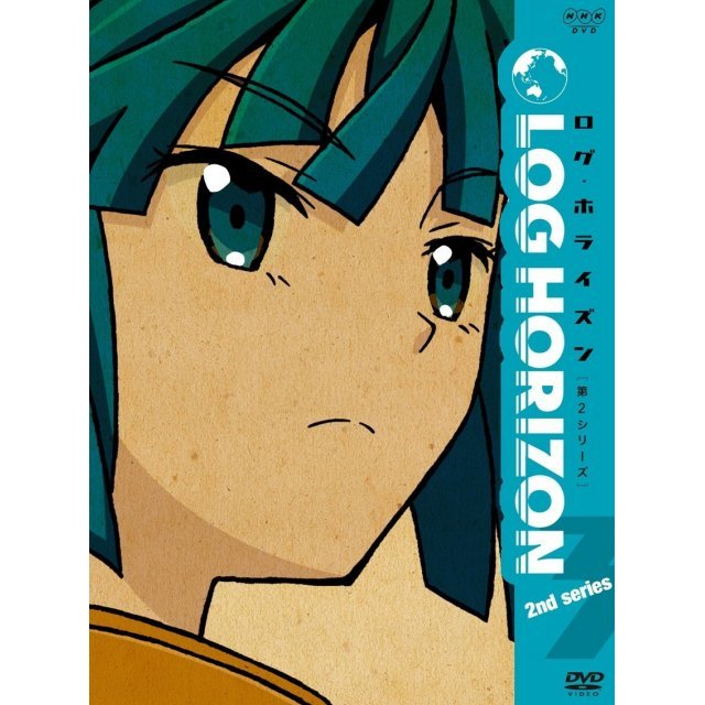 Log Horizon Season 2 Vol.3