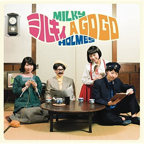 Milky A Go Go [CD+Blu-ray A Go Go Edition]