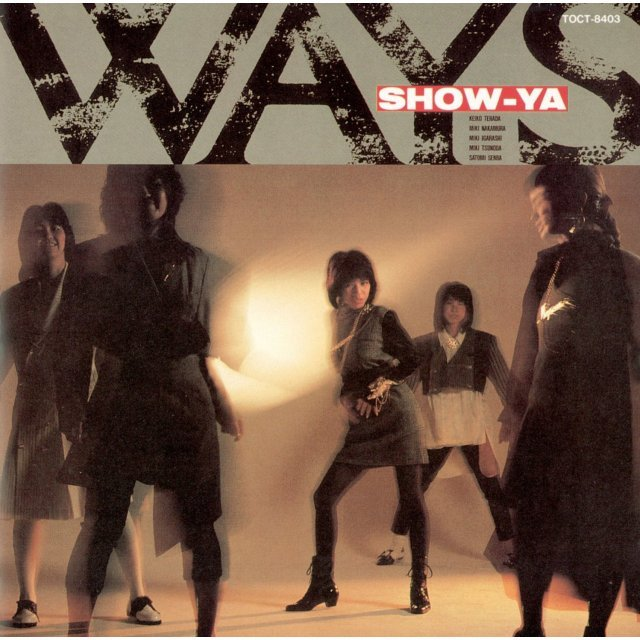 Ways +1 [SHM-CD]