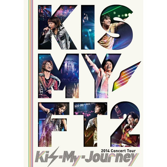 2014 Concert Tour Kis-my-journey