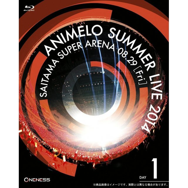 Animelo Summer Live 2014 - Oneness 8.29
