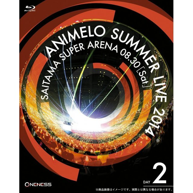 Animelo Summer Live 2014 - Oneness 8.30