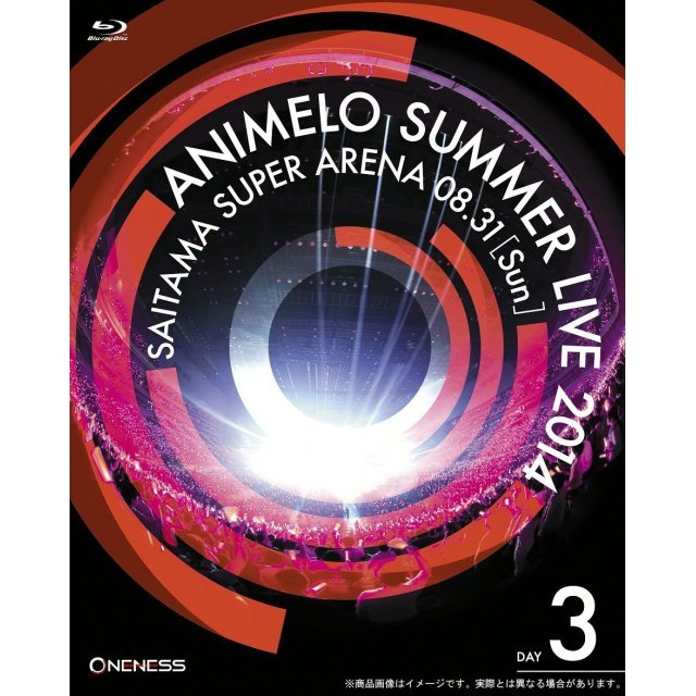 Animelo Summer Live 2014 - Oneness 8.31