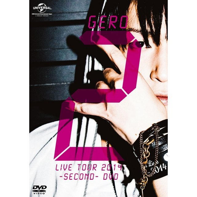 Live Tour 2014 - Second Dvd