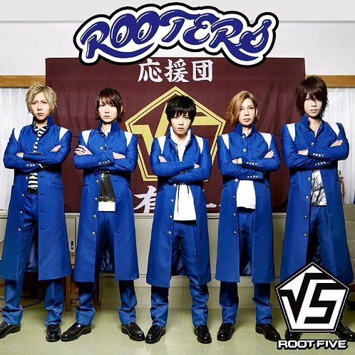 Rooters [CD+DVD Limited Edition Type A]
