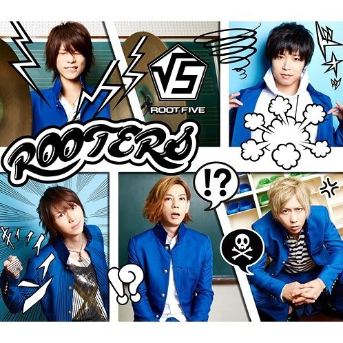 Rooters [CD+Goods Limited Edition Type B]