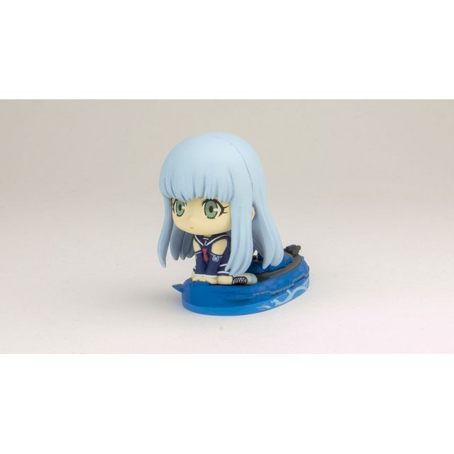 Arpeggio of Blue Steel -Ars Nova- Chara Ride Figure Strap: Iona