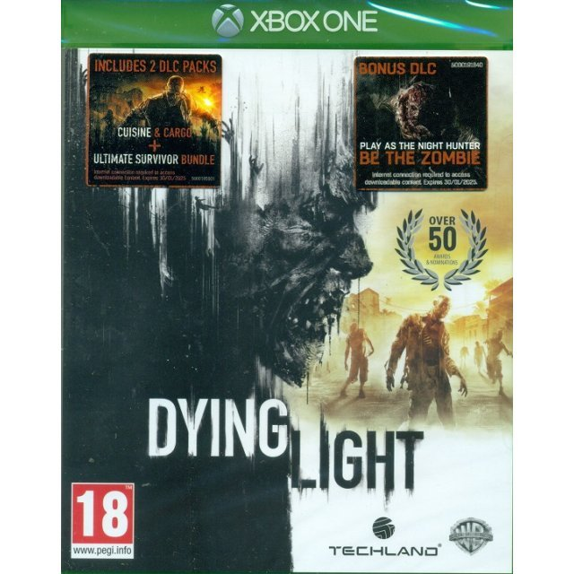 Dying Light (Be the Zombie Edition)