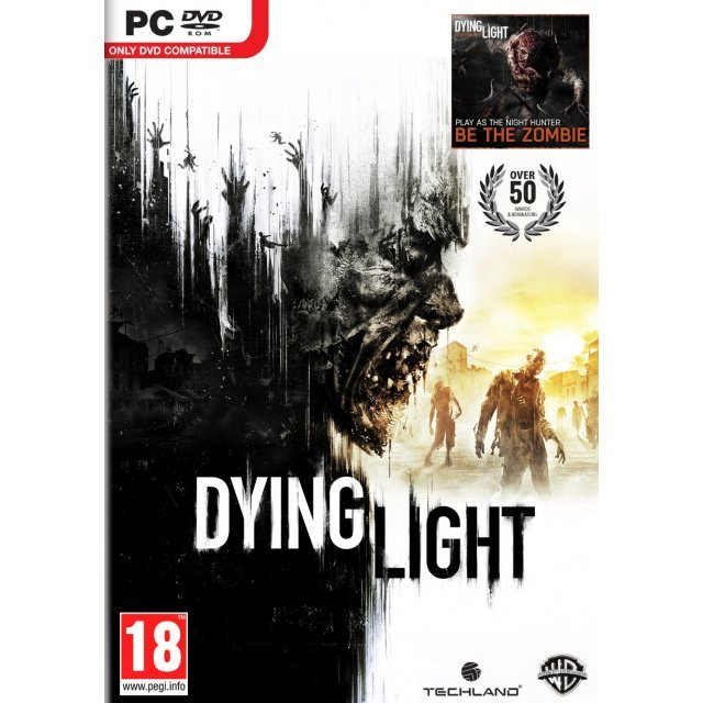 Dying Light (Be the Zombie Edition) (DVD-ROM)
