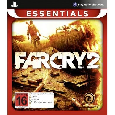 Far Cry 2 (Essentials)