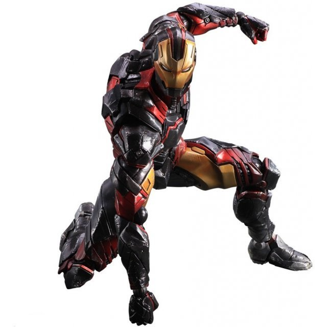Marvel Comics Variant Play Arts Kai: Iron Man