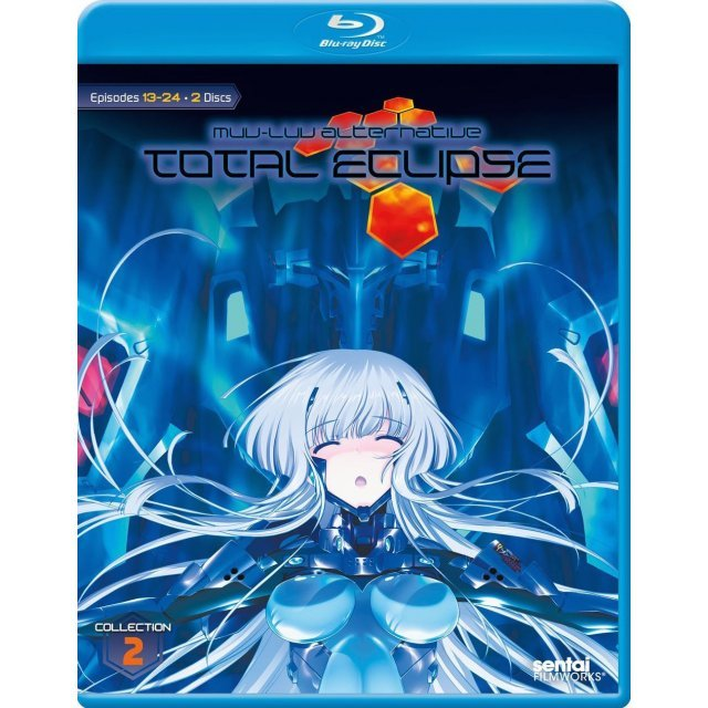Muv-Luv Alternative: Total Eclipse - Collection 2
