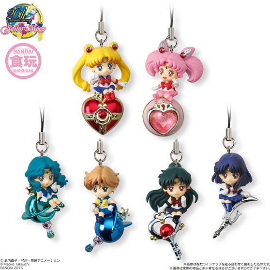 Sailor Moon: Twinkle Dolly 2 (Set of 10 pieces)