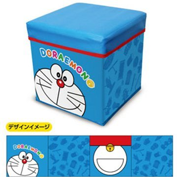 Doraemon Storage Chair: 02 Four-Dimensional Pocket SC