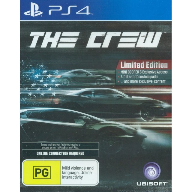 The Crew [Limited Edition]