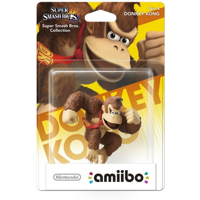 amiibo Super Smash Bros. Series Figure (Donkey Kong)