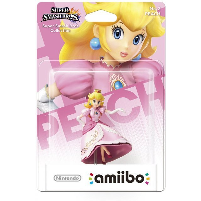 amiibo Super Smash Bros. Series Figure (Peach)