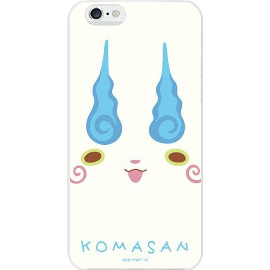 gourmandise Youkai Watch iPhone 6 Character Jacket Koma-san YW-13B