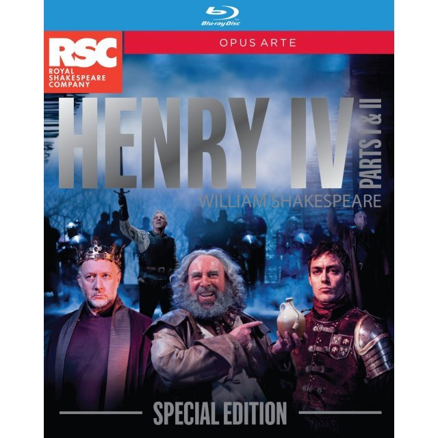 Henry IV Part I & II (Special Edition)
