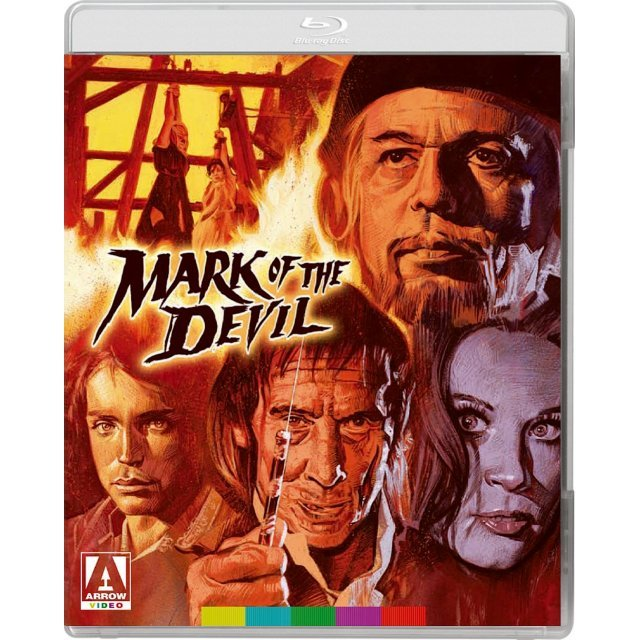 Mark of the Devil [Blu-ray+DVD]