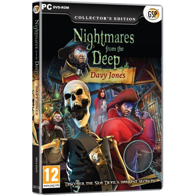 Nightmares from the Deep: Davy Jones (Collector's Edition) (DVD-ROM)