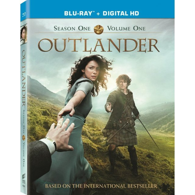 Outlander: Season 1 - Volume 1 [Blu-ray+Digital Copy]