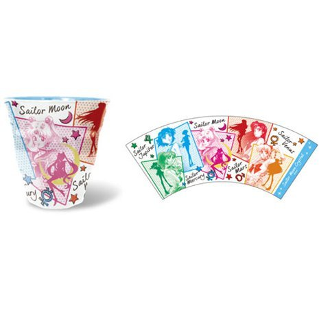 Sailor Moon Crystal Melamine Cup: 04 Sailor Soldiers Group ML